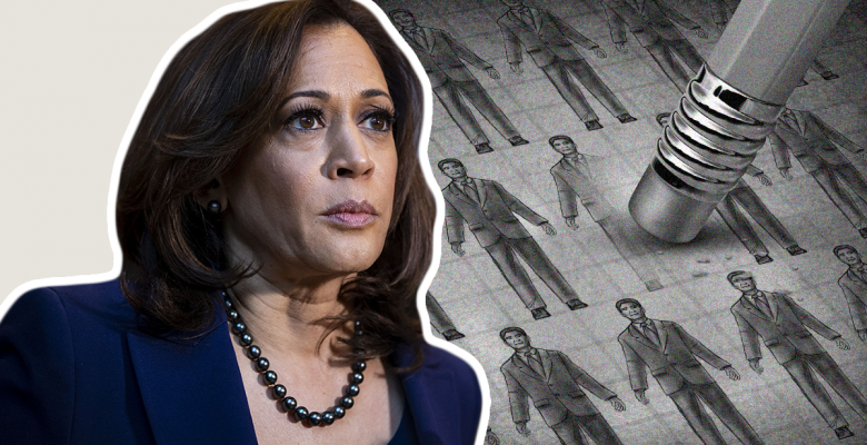 Kamala Harris Laying Off Dozens of Campaign Aides As Her Campaign Nosedives