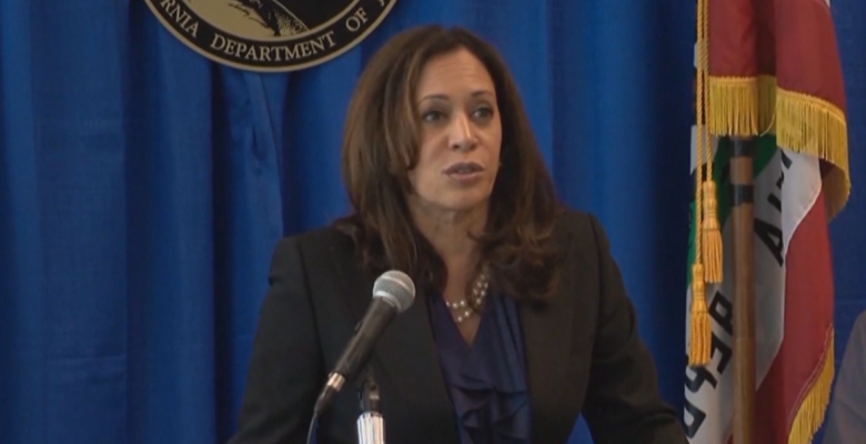 Trump Twice Donated to Kamala Harris Campaign When She Ran for California Attorney General