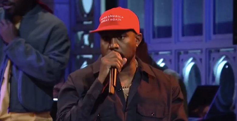 Kanye West Designs 'Blexit' Shirts to Urge Black People to Leave Democratic Party