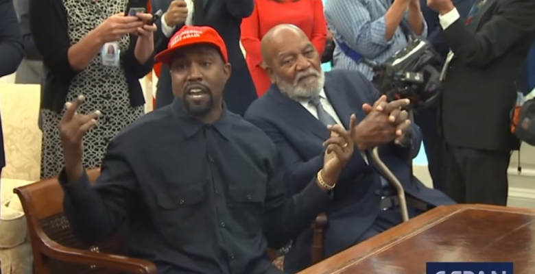 Kanye West Files Statement of Candidacy in Presidential Bid After Report That He Dropped Out