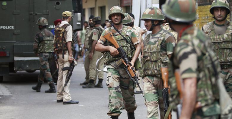 10 Dead In Militant Attack On Indian Army Base