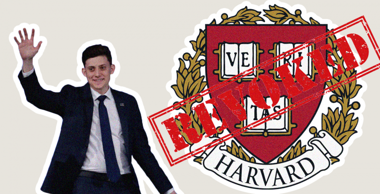 Harvard Rescinds Offer to Pro-Gun Parkland Survivor Kyle Kashuv Over Racist Messages