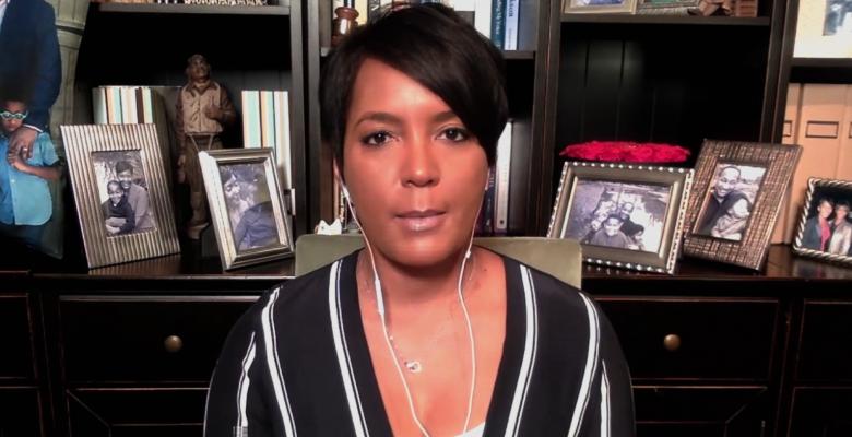Atlanta Mayor Keisha Lance Bottoms Being Vetted as Possible Joe Biden Running Mate: Report