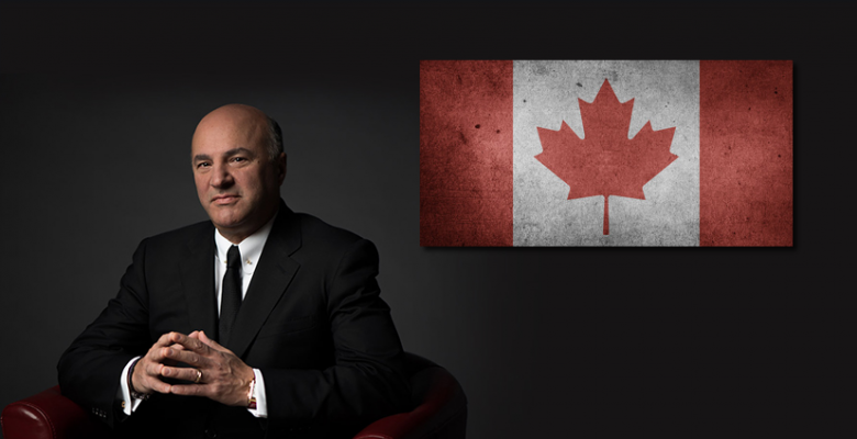 Why Kevin O'Leary is the Canadian Answer to Donald Trump