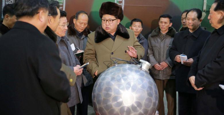 Life Inside North Korea Revolves Around The Bomb