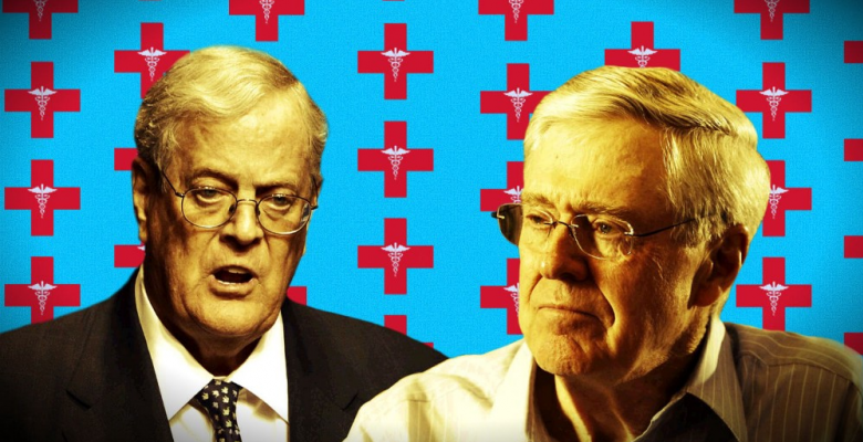 Koch-Linked Study Accidentally Shows Medicare For All SAVES $2 Trillion