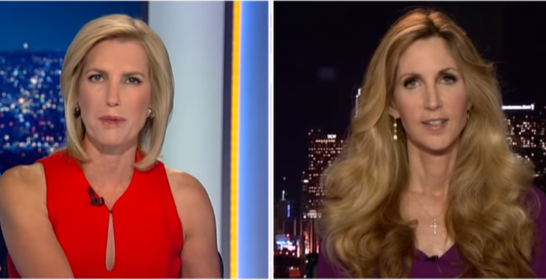 Laura Ingraham, Ann Coulter Slam Trump for Lying That He's Already Building Border Wall