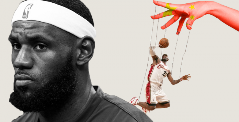LeBron James Comes Out in Defense of China, Slams Daryl Morey's Pro-Hong Kong Protest Tweet