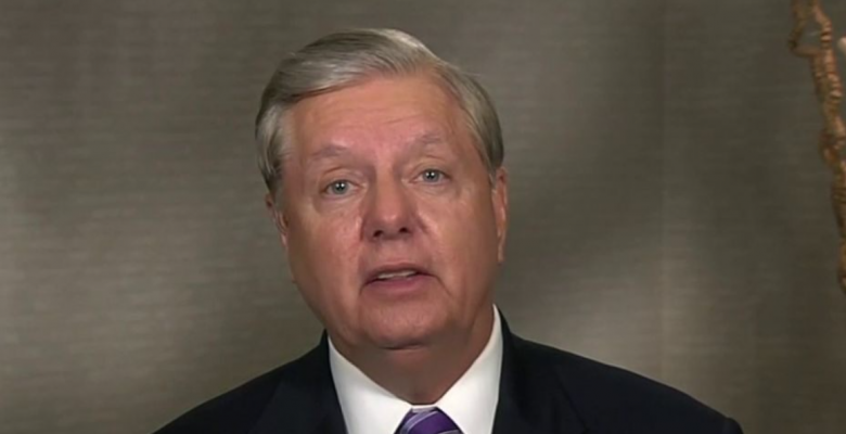 """Graham Walks Back Vow to Oppose SCOTUS Confirmation Before Election: """"Use My Words Against Me"""""""