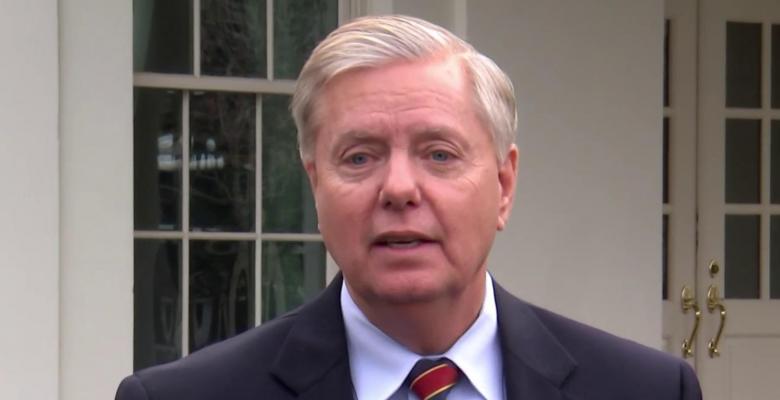 Lindsey Graham Dismisses Trump's Border Wall as Just a 'Metaphor'