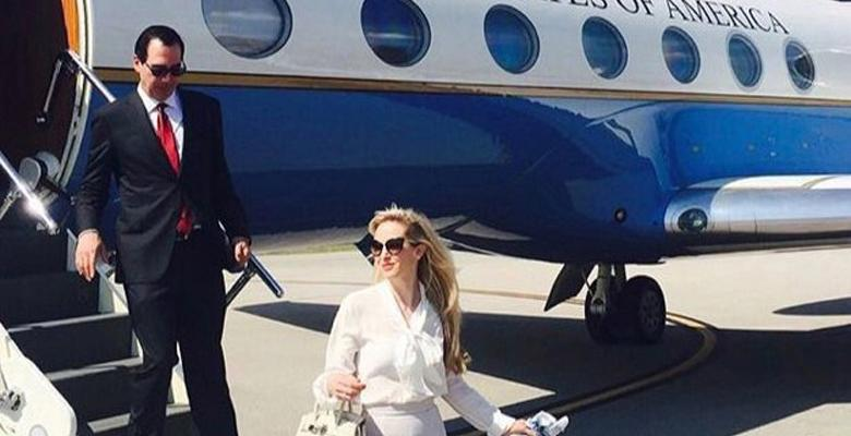 Treasury Secretary's Wife Goes On Instagram Rant