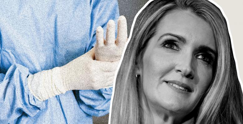 Embattled Sen. Kelly Loeffler Bought Stock in Company That Makes Coronavirus Equipment