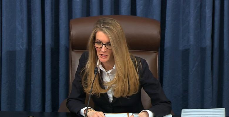 GOP Senators Kelly Loeffler, David Perdue Call on Republican Election Chief to Resign
