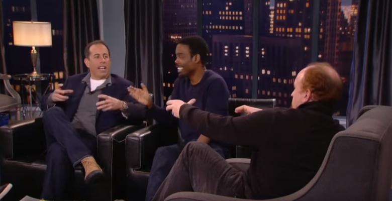 Chris Rock Under Fire For Letting Louis CK Use N-Word in 2011 HBO Video