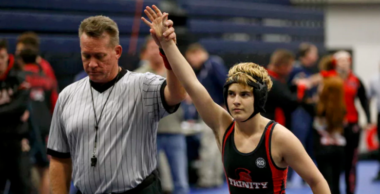 Outdated Transgender Policies Overshadow Wrestling Champ
