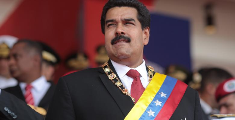 Venezuelan Military Purge a Sign of Maduro's Desperation