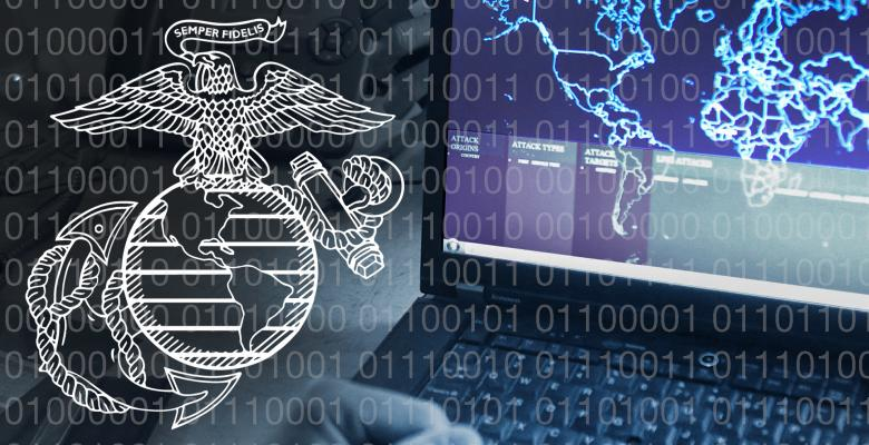 Marine Corps Deploys New Cyber Teams To The Middle East