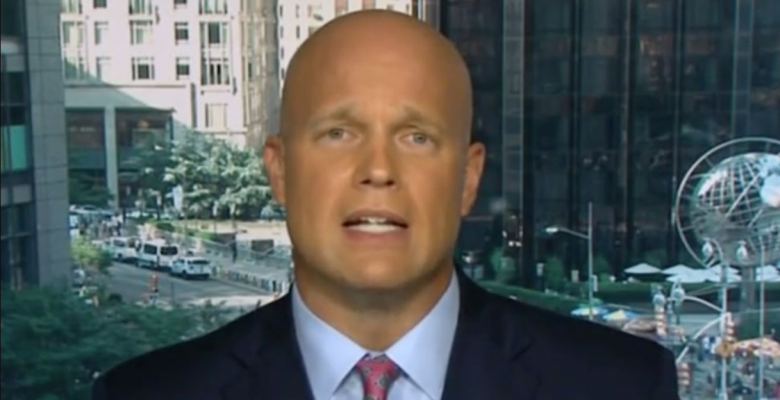 Fox News Legal Analyst: Trump Picking Matt Whitaker to Replace Sessions May Be Illegal