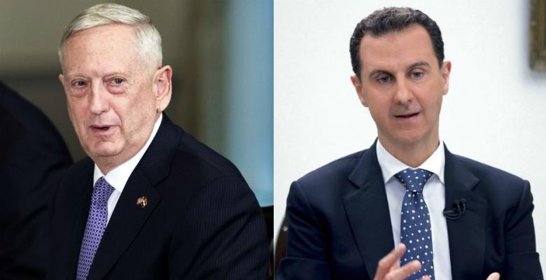 Mattis: No Evidence Of Assad's Sarin Gas Yet, But Concern Is Real