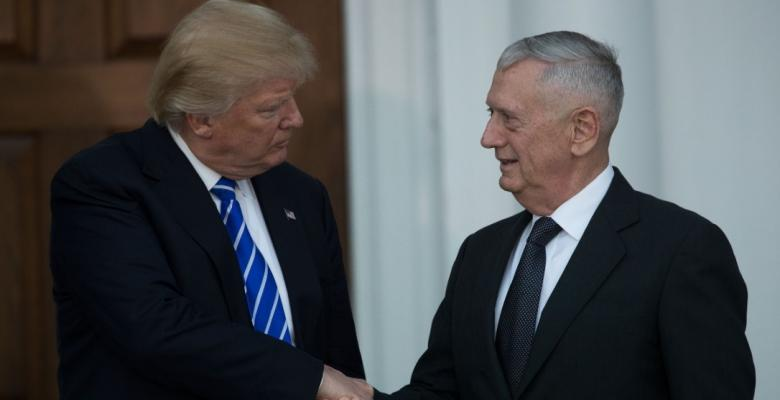 A Sober Look at Mattis' 'Clashes' with the President