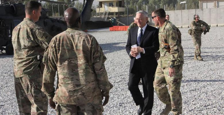 Taliban Attack Kabul Airport During Mattis Visit