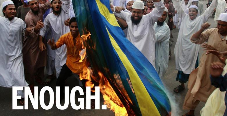 Sweden's Latest Migrant Sex-Ed Course Characteristic of the Problem