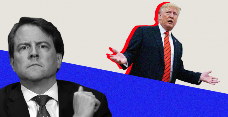 House Lawyer Tells Court That Trump Could Be Impeached Again After Don McGahn Testimony