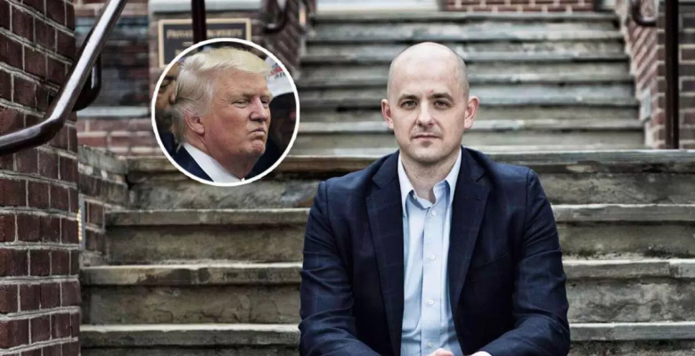 Evan McMullin Says Republicans Have a Racism Problem