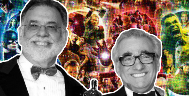 Scorsese and Coppola Are Wrong About the MCU
