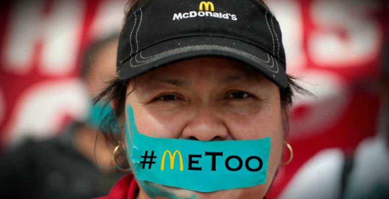 #MeToo: McDonald's Workers Organize Nationwide Strike Against Sexual Assault