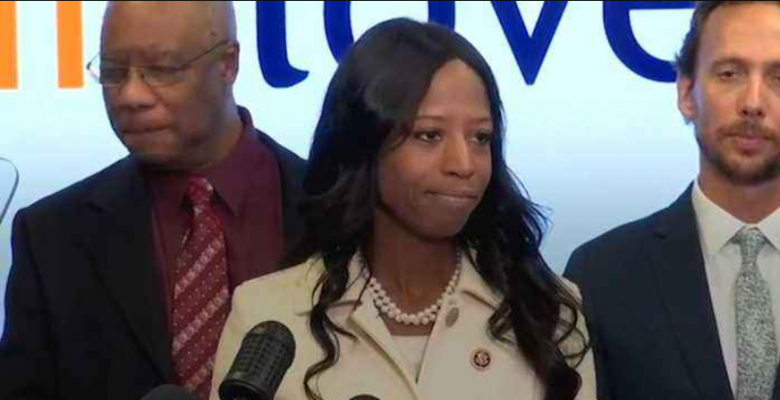 Lone Black Republican Woman in Congress Rips Trump After Losing Utah Race