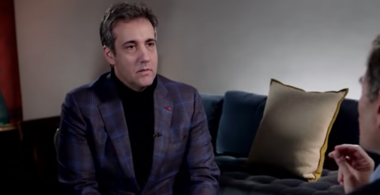 Michael Cohen Vows to Tell All in Testimony to Congress Before He Heads to Prison