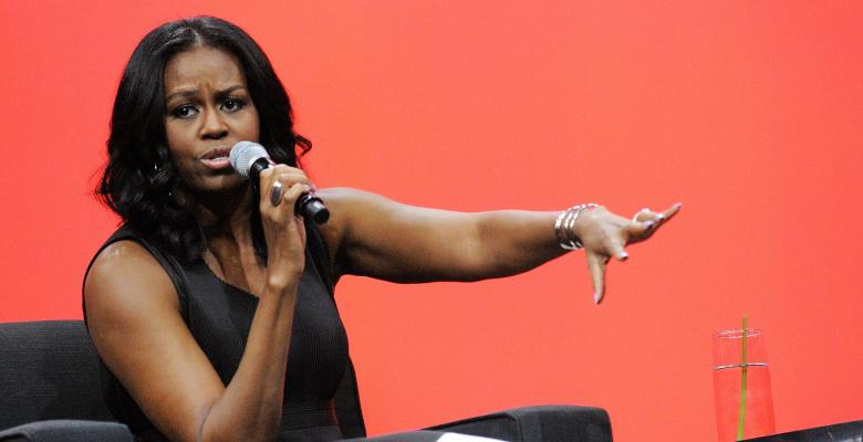 Michelle Obama Trashes Women Who Voted For Trump