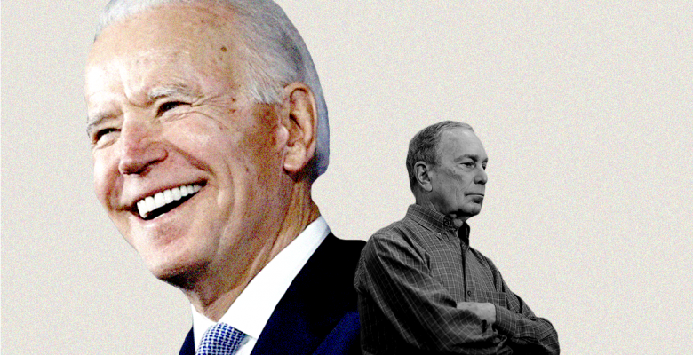 Mike Bloomberg Drops Out After Wasting $500 Million, Endorses Joe Biden