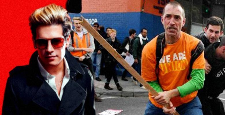 Milo In Melbourne: How Feminist Fat Jokes Caused Riots