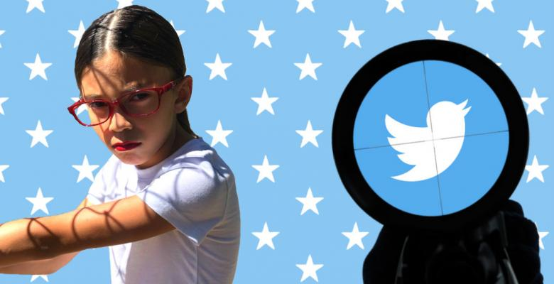 """Mini AOC"" Doxxed, Harassed and Shutdown for Tasteless Border Satire"