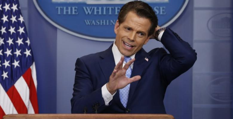 Scaramucci: Not So Cool And Calm After All