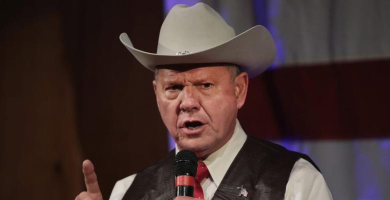 Roy Moore Is A Terrible Choice For Senate