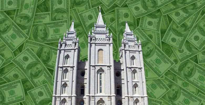 """Whistleblower Says Mormon Church """"Misled"""" Members Over $100 Billion Meant for Charity"""