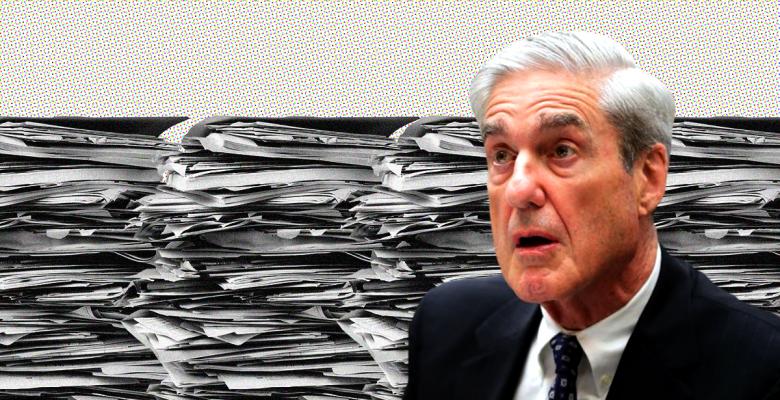 Trump Seeks Supreme Court Order Blocking Release of Mueller Grand Jury Documents
