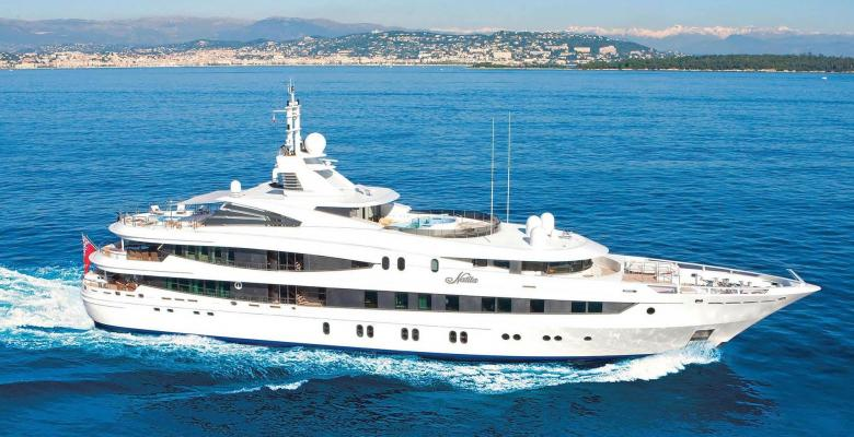 Goldman Sachs Seizes Giant Yacht After Bad Wealth Loan