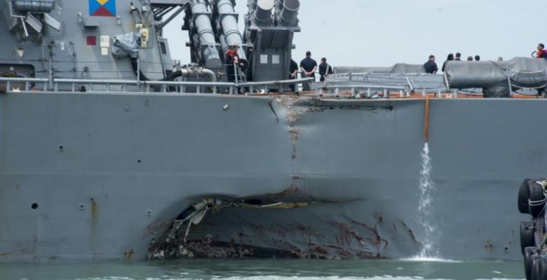 Is Lack Of Funding To Blame For String Of U.S. Naval Errors?