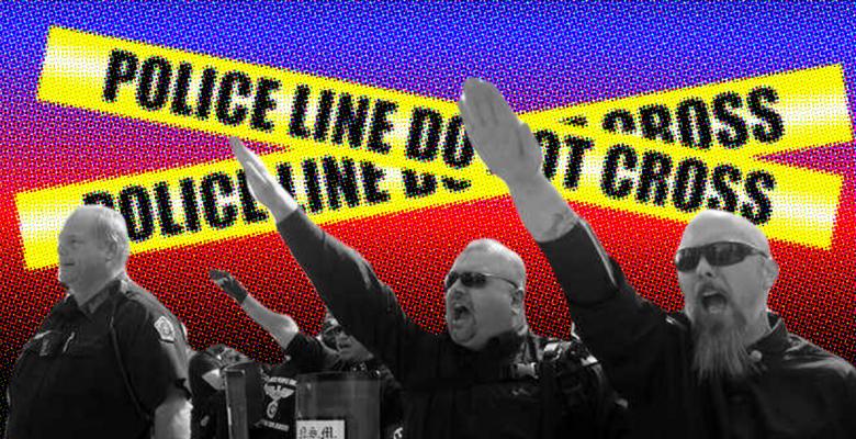 'Armed' Neo-Nazis Get Police 'Escort' to Interrupt Detroit Pride Parade