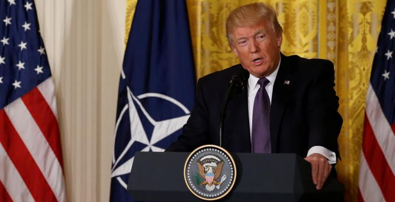 Will UK Terror Attack Affect Trump's Comments On NATO?