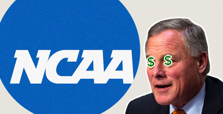 GOP Senator Wants to Tax College Athletes' Scholarship Money