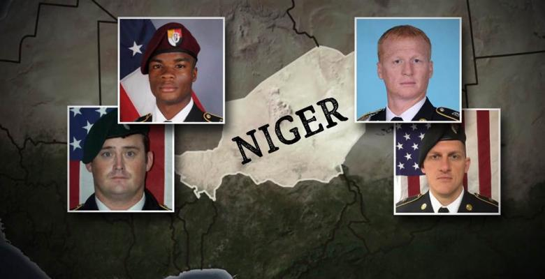 Niger Ambush Signals New Region Of Conflict With ISIS
