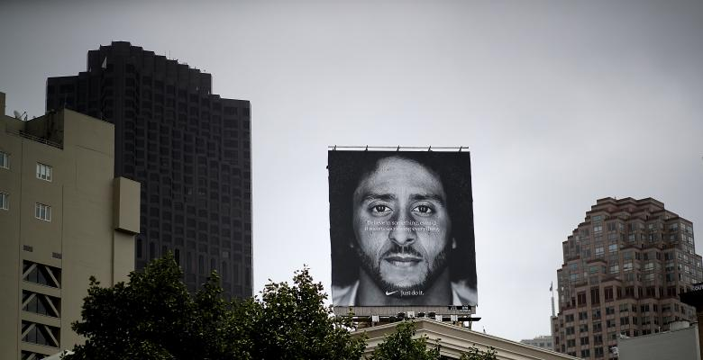 Nike Donates Millions to GOP While Earning Billions From Kaepernick Campaign