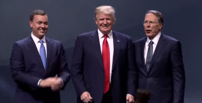 NRA Reports $55 Million Loss After Spending Record Number to Help Elect Trump