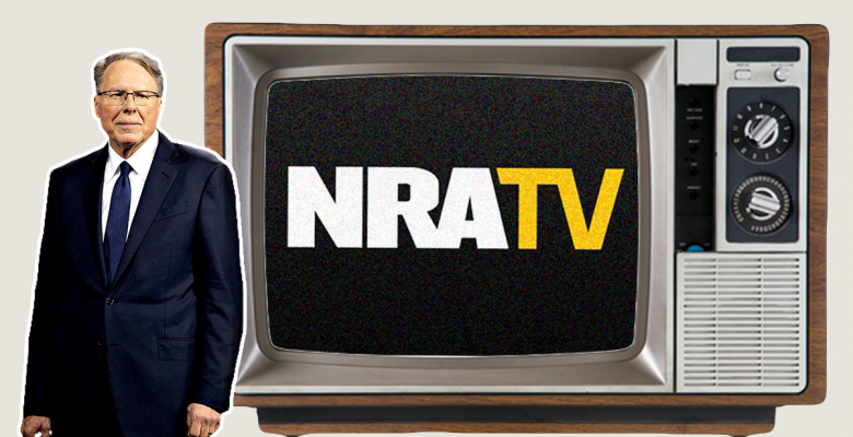 NRA Blames PR Firm For Making Their NRATV Network 'Distasteful and Racist'
