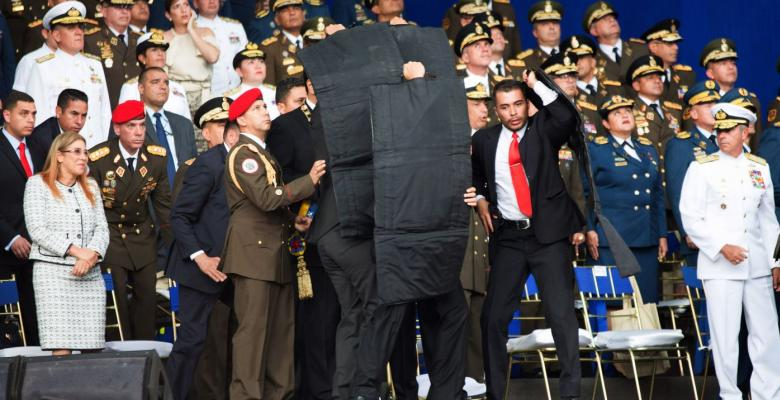 Maduro Evades Apparent Drone Hit, Some Question the Narrative